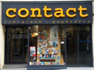Librairie Contact Angers
